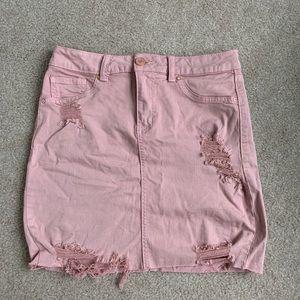 Women's Refuge Pink Skirt